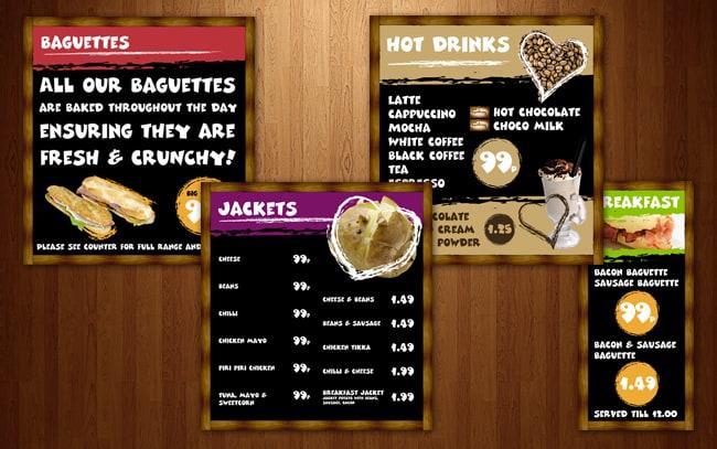 big-eat-menu-board-designs | DFCreative