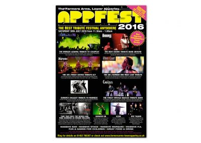 APP-FEST Poster Design