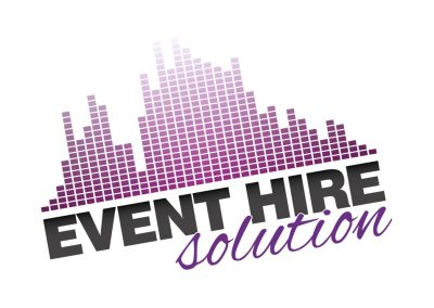 Event Hire Solutions Logo Design