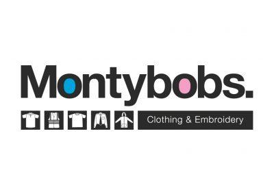 Montybobs Logo Design