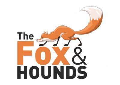 The Fox & Hounds Logo Design