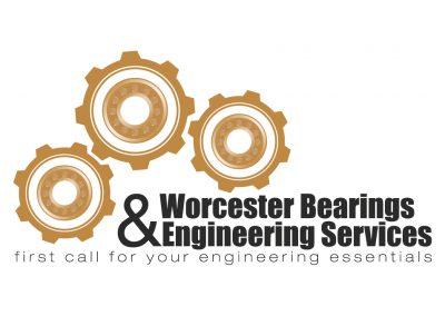 Worcester Bearings & Engineering Logo Design